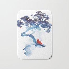 The last apple tree Bath Mat