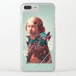 Eternal Lifechanger Clear iPhone Case