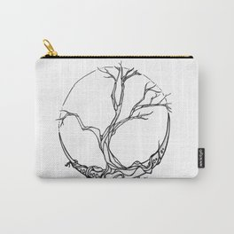 Moon tree Carry-All Pouch