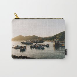 Sunset at Tai O Carry-All Pouch