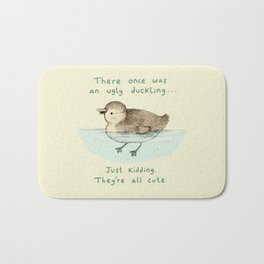 Ugly Duckling Bath Mat