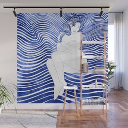 Water Nymph XLII Wall Mural