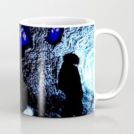 TARDIS BLUE Coffee Mug