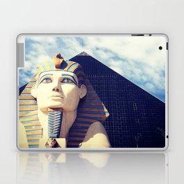 LIKE AN EGYPTIAN - PHOTO Laptop & iPad Skin
