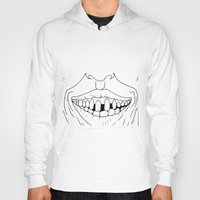dentist Hoodies featuring Desire for Dentist? by Martin Stolpe Margenberg