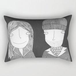 Joel & Clementine Rectangular Pillow