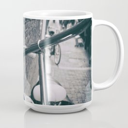 Old bike. Coffee Mug