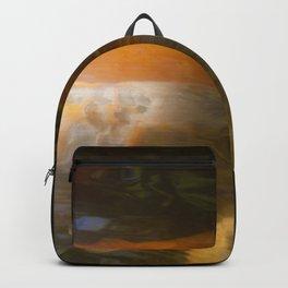 Koi swimming Backpack