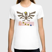 bioshock infinite T-shirts featuring Bioshock Infinite: Song of the Songbird by Macaluso