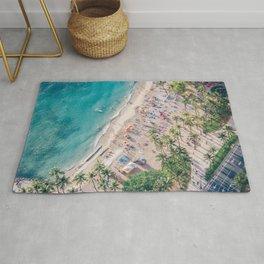 Waikiki Beach Rug