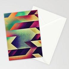 fyntysy dye Stationery Cards