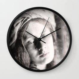 La gloriosa donna della mia mente Wall Clock