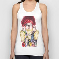 TeenHearts Unisex Tank Top