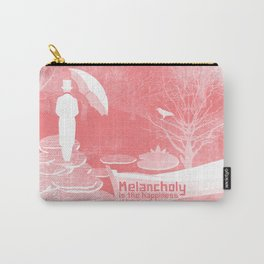 Melancholy 12 Carry-All Pouch