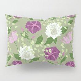Moa Green Pillow Sham