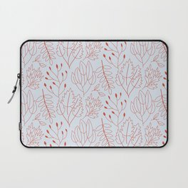 Plant leaf pattern Laptop Sleeve