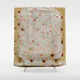 Dessert for Breakfast Shower Curtain