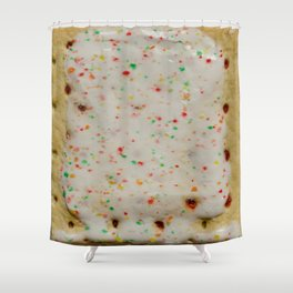 Dessert for Breakfast Shower Curtain