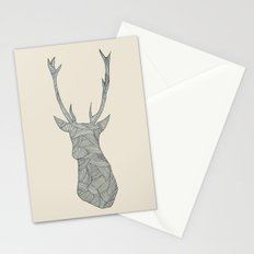 Deer. Stationery Cards