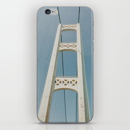 Mackinaw Bridge iPhone Skin