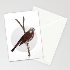 Messenger 001 Stationery Cards