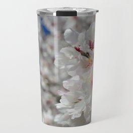 """White spring"". Travel Mug"