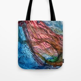 The Art of Abandonment Tote Bag