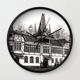 Olimpia Wall Clock