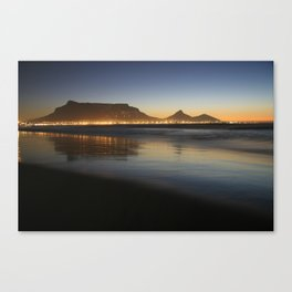 Twighlight Canvas Print