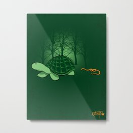 Be Proud of Who You Are - ( TMNT Turtle ) Metal Print