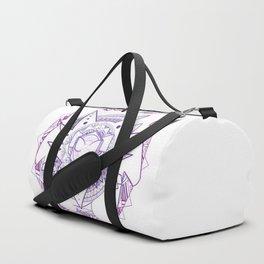Ghost Mandala Duffle Bag