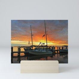 Guide You  Home- horizontal Mini Art Print