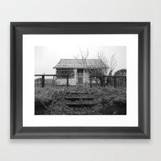 The Forsaken Framed Art Print