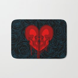 Eternal Valentine Bath Mat