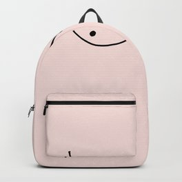 blush boobs Backpack