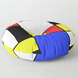 Mondrian #20 Floor Pillow