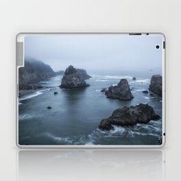 Between Dawn and Sunrise at Arch Rock Picnic Area, No. 2 Laptop & iPad Skin