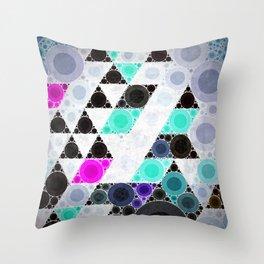 clyyrcle Throw Pillow