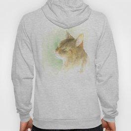dreaming - abyssinian cat Hoody