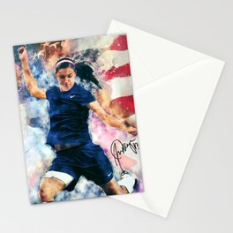 Alex Morgan Stationery Cards