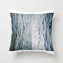 Menorca Throw Pillow