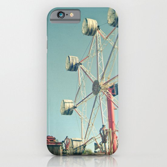 Fairground Attraction iPhone & iPod Case