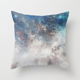 ε Kastra Throw Pillow