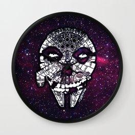 Sithfits - Millennium Fiend Skull Wall Clock