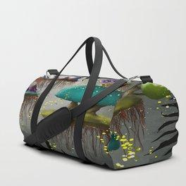 Perception of Reality Duffle Bag