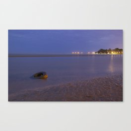 Sandgate Foreshore -002  Canvas Print