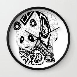 Don Panda Chino Wall Clock