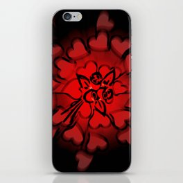 In love. iPhone Skin