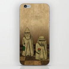 Playing for Peace iPhone & iPod Skin