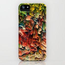 Intriguing - Pixel Art iPhone Case